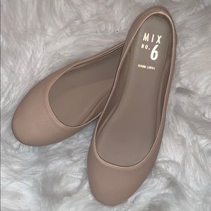 "Mix No. 6 ""Dallilah"" ballet flat"